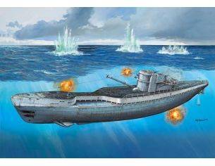 Revell RV5133 GERMAN SUBMARINE TYPE IX C/40 KIT 1:72 Modellino