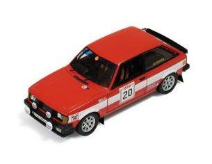 Ixo model RAC192 TALBOT SUNBEAN N.20 GALLOWAY HILLS RALLY 1985 MC RAE/JACK 1:43 Modellino
