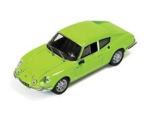 Ixo model CLC196 SIMCA CG 1300 COUPE' 1973 GREEN 1:43 Modellino