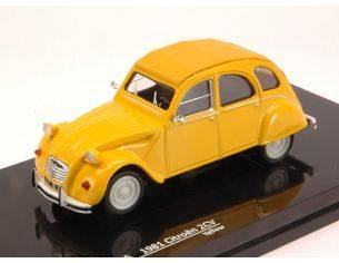Vitesse VE23365 CITROEN 2CV1981 YELLOW 1:43 Modellino