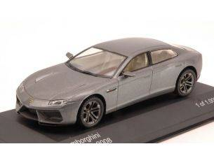 White Box WB061 LAMBORGHINI ESTOQUE 2008 GUN GREY 1:43 Modellino