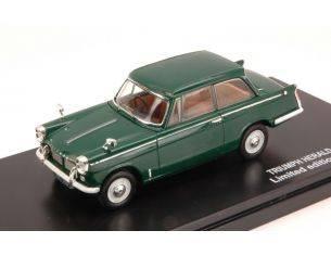Triple 9 T9-43022 TRIUMPH HERALD SALOON 1959 GREEN 1:43 Modellino