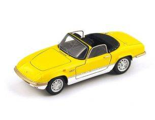 Spark Model S2227 LOTUS ELAN SPRINT DHC 1971 YELLOW 1:43 Modellino