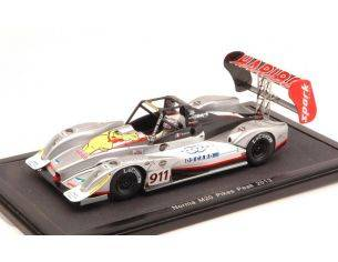Spark Model SPP002 NORMA M20 N.911 RETIRED PIKES PEAK 2013 R.DUMAS WITH PILOTE 1:43 Modellino