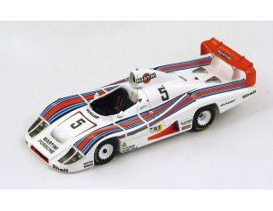 Spark Model S4432 PORSCHE 936/78 N.5 ACCIDENT LM 1978 PESCAROLO-MASS-ICKX 1:43 Modellino