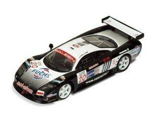 Ixo model GTM035 SALEEN S 7 R N.20 MONZA 2005 1:43 Modellino