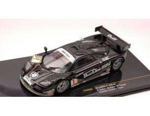 Ixo model GTM054 MC LAREN F1 GTR N.1 1000 KM SUZUKA 1995 1:43 Modellino