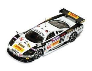 Ixo model GTM064 SALEEN S 7 R N.66 SPA 2005 1:43 Modellino