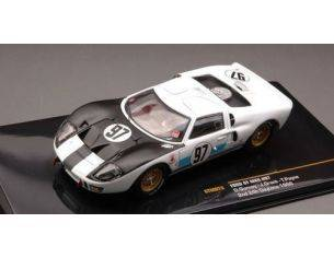Ixo model GTM073 FORD GT MKII N.97 2nd DAYTONA 1966 1:43 Modellino