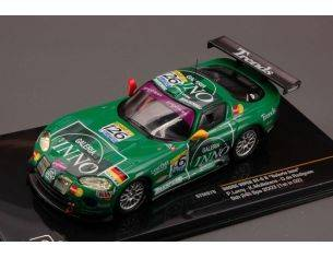 Ixo model GTM076 DODGE VIPER GT-S R N.126 5th SPA 2003 (1st IN G2) 1:43 Modellino