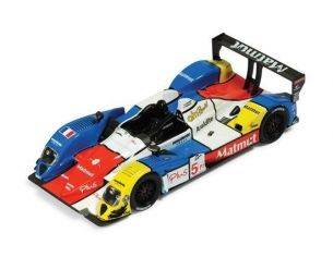Ixo model GTM082 COURAGE ORECA N.5 P.RICARD'08 1:43 Modellino