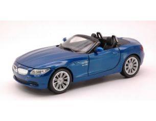 New Ray NY71186BL BMW Z 4 SILVER BLUE 1:24 Modellino