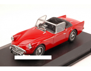 Oxford OXFDSP002 DAIMLER SP250 1959 RED 1:43 Modellino