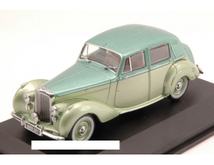 Oxford OXFBN6002 BENTLEY MK VI 1947 GREEN MET./ICE GREEN MET.1:43 Modellino