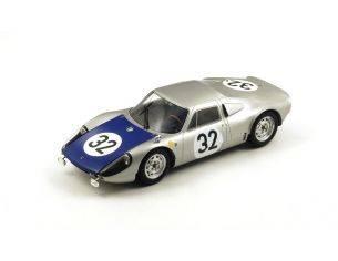 Spark Model S12003 PORSCHE 904-6 N.32 4th LM 1965 H.LINGE-P.NOCKER 1:12 Modellino