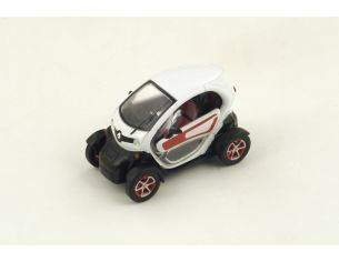 Spark Model S4200 RENAULT ELECTRIC TWIZY 2011 WHITE 1:43 Modellino