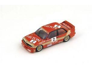 Spark Model SA035 BMW E30 M3 N.2 WINNER MACAU GUIA RACE 1988 A.HEGER 1:43 Modellino