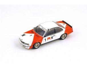 Spark Model SA055 BMW 635 CSI N.1 2nd MACAU GUIA RACE 1985 G.BERGER 1:43 Modellino