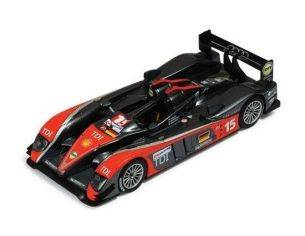 Ixo model LMM177 AUDI R10 N.15 9th LM 2009 1:43 Modellino