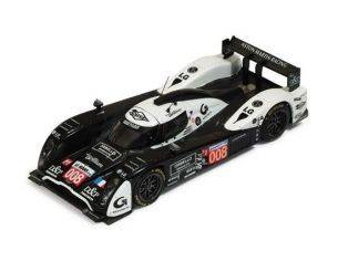 Ixo model LMM192 LOLA ASTON MARTIN N.008 LMP1 LE MANS 2010 MAILLEUX-RAGUES-ICKX 1:43 Modellino