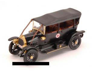 Rio RI4477 FIAT 0 CROCE ROSSA ITALIANA 1915 1:43 Modellino