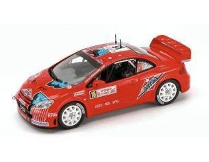 Ixo model RAM211 PEUGEOT 307 N.16 M.CARLO 2006 1:43 Modellino