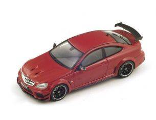 Spark Model S1078 MERCEDES C63 AMG 2014 AMARANT RED 1:43 Modellino