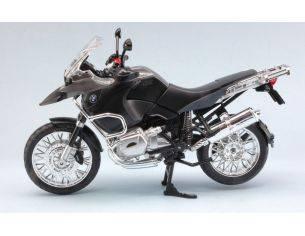 Ixo model RAT42000GY BMW R1200GS GREY 1:9 Modellino