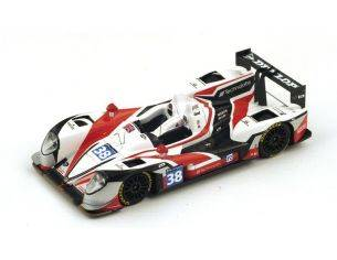 Spark Model S4653 GIBSON 015S N.38 10th (2nd LMP2) LM 2015 DOLAN-EVANS-TURVEY 1:43 Modellino