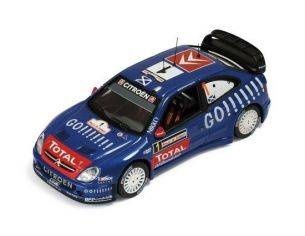 Ixo model RAM251 CITROEN XSARA N.1 TURKEY 2006 1:43 Modellino