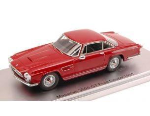 Kess Model KS43014051 MASERATI 3500 GT FRUA COUPE' 1961 RED ED.LIM.PCS 250 1:43 Modellino