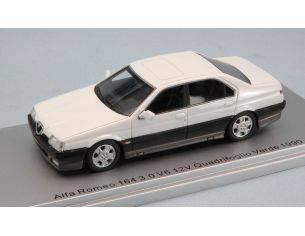 Kess Model KS43000206 ALFA ROMEO 164 3.0 V6 12V QUADRIF.VERDE 1990 WHITE ED.LIM.PCS 250 1:43 Modellino