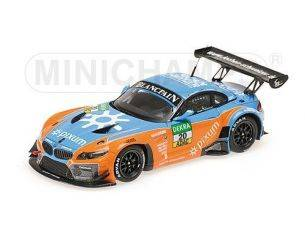 Minichamps PM437142020 BMW Z4 GT3 N.20 ADAC GT MASTER 2014 1:43 Modellino