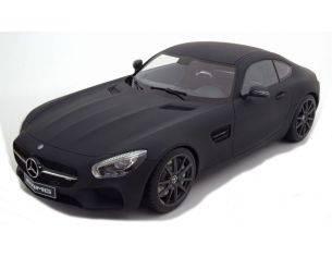 Premium Classixx PREM40026 MERCEDES AMG GT 2014 MATT BLACK 1:12 Modellino