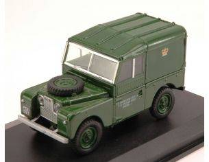 Oxford OXFLAN188006 LAND ROVER SERIES 1 88 HARD TOP POST OFFICE TELEPHONES 1:43 Modellino