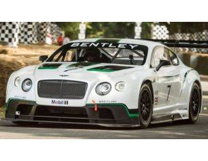 True Scale Miniatures TSM141829R BENTLEY CONTINENTAL GT3 N.7 GOODWOOD FESTIVAL OF SPEED 2013 1:18 Modellino
