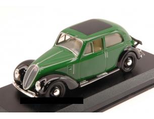 Best Model BT9594 FIAT 1500 1935 BLACK/GREEN 1:43 Modellino