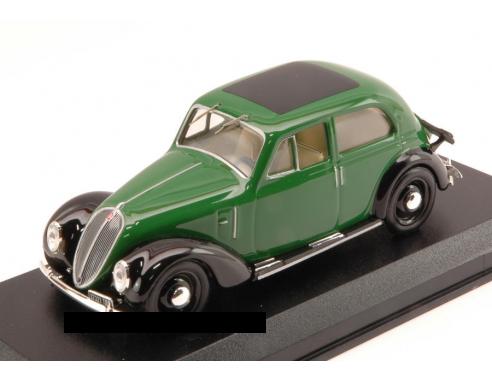 BEST MODEL BT9594 FIAT 1500 1935 BLACK//GREEN 1:43 AUTO DEPOCA