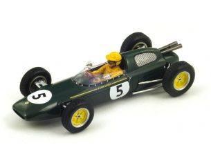 Spark Model S4272 LOTUS 24 T.TAYLOR 1962 N.5 2nd DUTCH GP 1:43 Modellino
