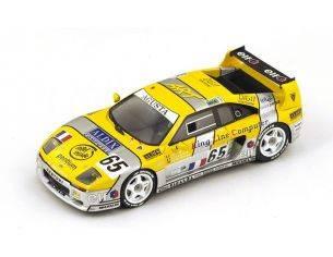 Spark Model S2280 VENTURI 400 GTR N.65 NC LM 1994 RATEL-HUNKELER-CHAUFOUR 1:43 Modellino