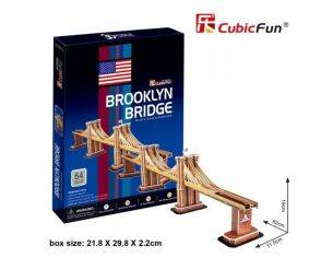 CUBICFUN C107H PONTE DI BROOKLYN NEW YORK Modellino