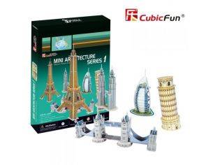 CUBICFUN C056H MINI ARCHITECTURE SET Modellino