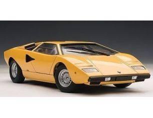 Auto Art / Gateway AA74646 LAMBORGHINI COUNTACH LP400 1970 YELLOW 1:18 Modellino