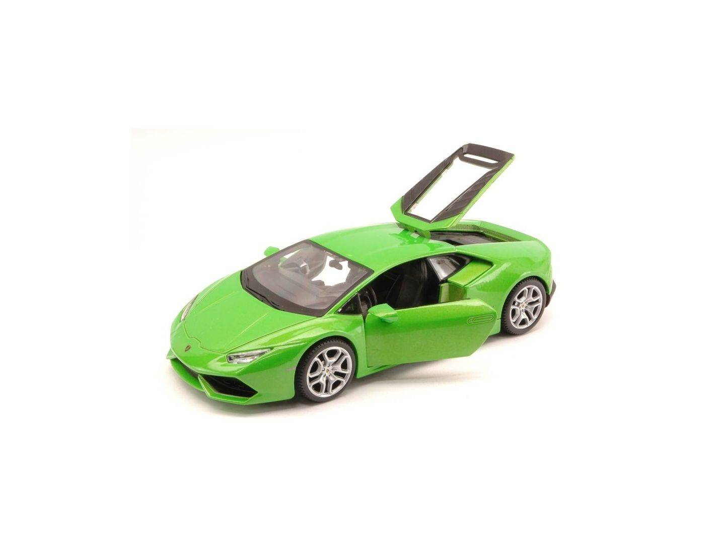 auto 1 24 maisto mi31509gr lamborghini huracan 2014 green 1 24 modellino modellino shop. Black Bedroom Furniture Sets. Home Design Ideas