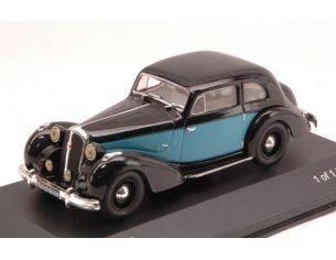 White Box WB164 HOTCHKISS 686 GS 1949 BLUE/BLACK 1:43 Modellino