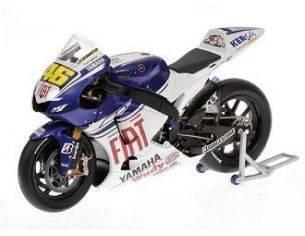 Minichamps 122083046 Yamaha YZR-M1 V. Rossi Fiata Yamaha Team MotoGP 2008 Modellino
