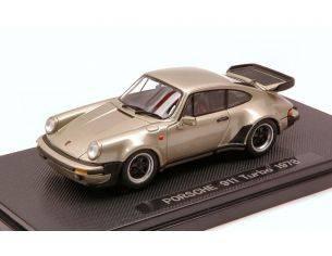 Ebbro EB44143 PORSCHE 911 TURBO 1978 GOLD 1:43 Modellino
