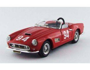 Art Model AM0328 FERRARI 250 CALIFORNIA N.94 8th NASSAU 1959 W.BURNETT 1:43 Modellino