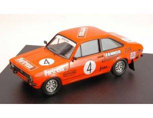 Trofeu TF1029 FORD ESCORT MKII N.4 WINNER RACE OF GIANTS MACAU 1978 J.ICKX 1:43 Modellino