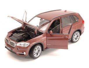 Welly WE4052BR BMW X5 (F15) 3rd GENERATION 2013 METALLIC BROWN 1:24 Modellino